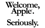 Wlecome_apple_seriously