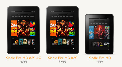 Kindle-Fire-HD-tarifs