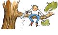 Scier-la-branche